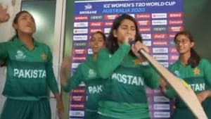 Women's T20 WC: Video of Pak cricketers dancing leaves fans unhappy