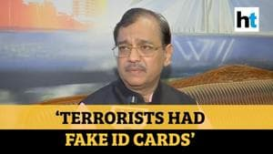 '26/11 attackers carried IDs with Hindu names to misguide police': Ujjwal Nikam