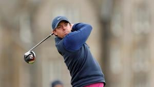 Northern Ireland's Rory McIlroy(Action Images via Reuters)
