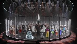 Milan Fashion Week: Gucci gives guests backstage pass at Milan show