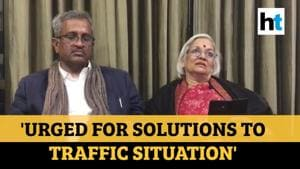 'Urged Shaheen Bagh protesters to come up with traffic solutions': Sanjay Hegde