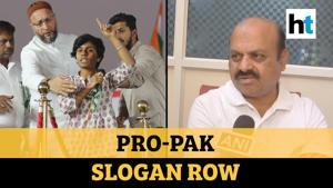 'Pro-Pak' slogan row: BJP smells 'larger conspiracy'; girl'shouse vandalised