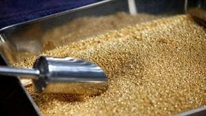 Coronavirus fears drive gold prices to seven-year high