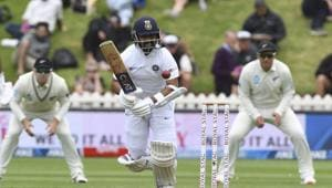 Day 1 Report: Kyle Jamieson rocks India's top-order; Rahane lone warrior