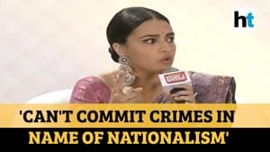 'Amit Shah confirmed NRC, should we not take him seriously?': Swara Bhasker