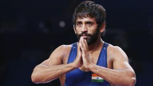 Asian Wrestling C'ships: 4 Indians including Bajrang, Ravi through to final