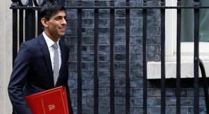 UK's new finance minister, Rishi Sunak plans spending spree in first Budget