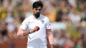India vs New Zealand 1st Test:Ishant Sharma surpasses Zaheer Khan in elite list of India fast bowlers