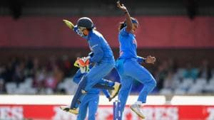 India vs Bangladesh ICC Women's T20I World Cup.(Cricket World Cup/Twitter)