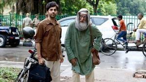 Ayushmann Khurrana on Gulabo Sitabo: 'Amitabh Bachchan sir and I are at loggerheads in the film'