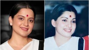 Thalaivi: Kangana Ranaut shares latest look on Jayalalithaa's birth anniversary, fans say 'what a resemblance'
