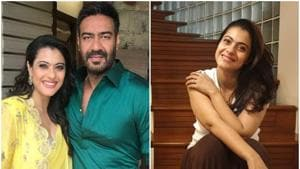 Kajol posted a fresh picture of herself with a funny comment on husband Ajay Devgn.