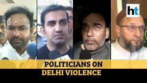 Delhi violence: Gambhir trains guns on Kapil Mishra over 'provocative' speeches