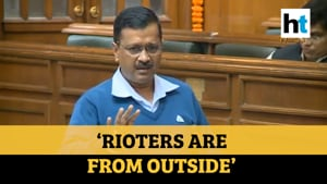 'There are 2 options now..': Arvind Kejriwal on violence in north-east Delhi