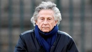 Film director Roman Polanski arrives at the Madeleine Church to attend a ceremony during a 'popular tribute' to late French singer and actor Johnny Hallyday in Paris.(REUTERS)