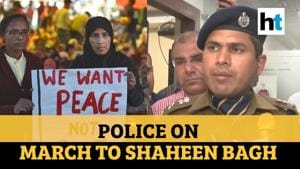 Postponed march to Shaheen Bagh: Delhi Police after speaking to stakeholders