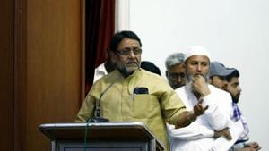 Maharashtra's Maha Vikas Aghadi government has proposed to extend five per cent reservation to Muslims in educational institutes(HT Photo)