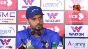 'Am I a thief? Why should I be ashamed?': Bangladesh captain Mashrafe Mortaza fumes at reporter ahead of Zimbabwe series