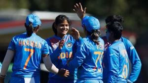 Women's T20 World Cup: Radha Yadav praises bowling coach Narendra Hirwani