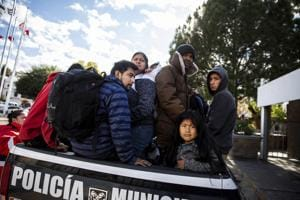 Court temporarily halts Trump's 'Remain in Mexico' policy
