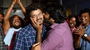 Master will star Vijay as the lead and Vijay Sethupathi as the antagonist.