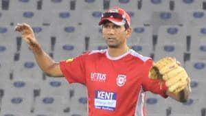 File image of former India cricketer Venkatesh Prasad.(Anil Dayal/Hindustan Times)