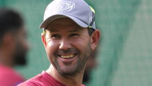 File image of Ricky Ponting(Anil Dayal/Hindustan Times)