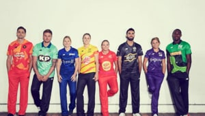 English cricket's new Hundred competition will feature equal prize money for the men's and women's competitions(Twitter)