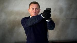 No Time To Die will be Daniel Craig's last film as James Bond.
