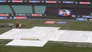 Sydney: Rain washed out India's T20 World Cup semi-final against England(AP)