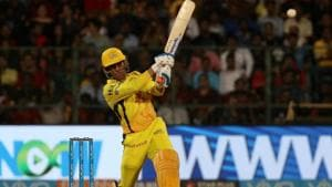 Chennai Super Kings captain MS Dhoni.(IPL)
