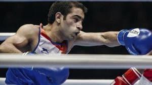 Amit Panghal reaches quarterfinals.(AP)