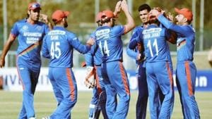 Afghanistan defeated Ireland by 21 runs.(Twitter)