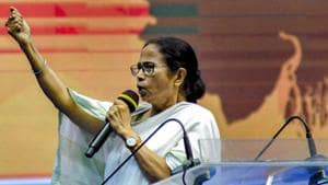 The Trinamool Congress refuted the allegations saying that Mamata Banerjee was protecting India's plurality.(PTI PHOTO.)