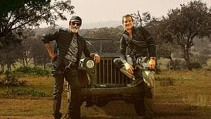 Bear Grylls will be seen with Rajinikanth in new episode of Into The Wild.