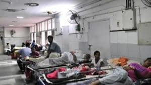In 2018, a study commissioned by the BMC and Centre for Disease Control and Prevention (CDC) found that one in ten municipal clinics need major structural changes to prevent transmission of airborne diseases.(HT File)