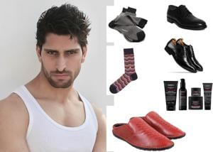 Vests and socks are as much a part of a well groomed man as any other piece of clothing or accessory