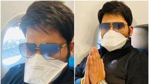 Kapil Sharma took to Instagram to lead by example for his fans to take necessary precautions when it comes to coronavirus.(Instagram)