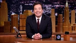 Jimmy Fallon has halted production on his show.