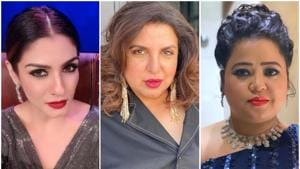 Raveena Tandon, Farah Khan and Bharti Singh had been booked by Rupnagar and Ferozepur police for allegedly hurting religious sentiments.(Instagram)