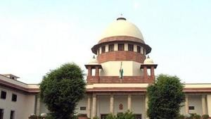 Justice Chandrachud assured during the meeting that 'people-to-people' contact will be reduced in the Supreme Court by introducing court proceedings through video conferencing.(Sunil Saxena/ HT Photo)