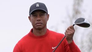 File image of Tiger Woods(USA TODAY Sports)