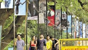 The Delhi Zoo will remain shut from March 19 to march 31 in the wake of coronavirus.(HT FILE PHOTO)
