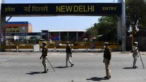 The Janta curfew on March 22 was a test run to calibrate the Indian response to combat the virus and plan for the degree of enforcement required for the worst-case scenario)(AFP)