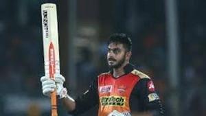 IPL 2020 Vijay Shankar.(IPL)