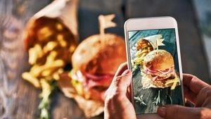 Learn to learn again, by picking something fun — like food or photography or food photography — and practising every day.(istock)
