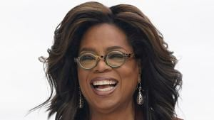 Oprah is taking social distancing so seriously, her partner's living in the guest house