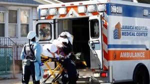 New York state remained the worst hit with the total number of cases going up to 53,448 from and death to 832; 672 of them in New York city alone.(Reuters file photo)