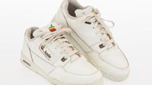 Apple's Dad shoes that inspired Versace sold for over Rs 7 Lakh