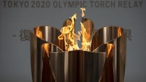Olympic 2020 flame handed over to Fukushima in low-key ceremony
